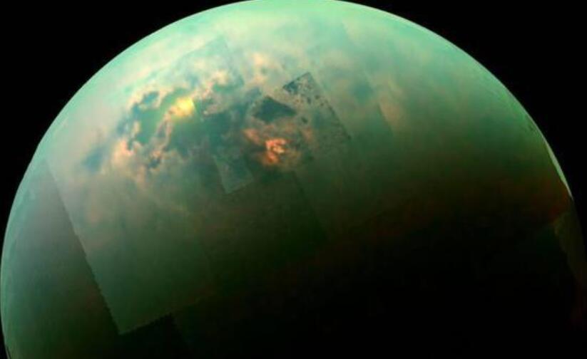 土卫六表面地图绘制完成 和地球惊人相似