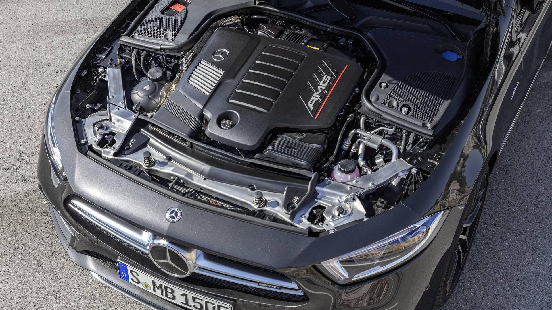 奔驰将逐步淘汰V6发动机 由直列六缸引擎取代