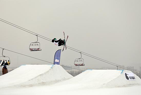KIWI运动第四届南山自由滑雪双板公开赛完美落幕