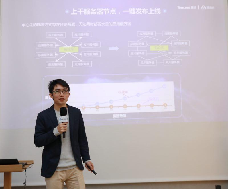 腾讯云分布式服务框架TSF  赋能传统企业转型