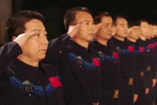 奋斗成就梦想!中国航天员宣传片震撼发布