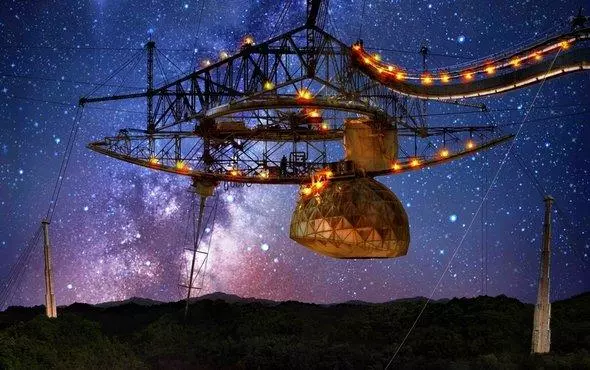 神秘射电信号源可能来自黑洞旁的中子星