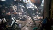 泰国一市场发生摩托车炸弹爆炸事件 致3死18伤