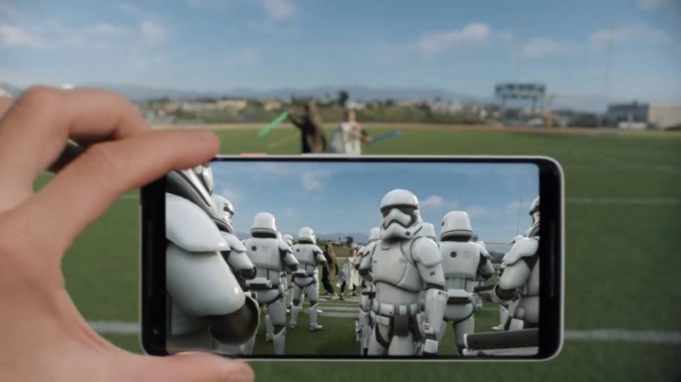 """谷歌眼镜和""""口袋妖怪""""后:AR技术最终成手机标配"""