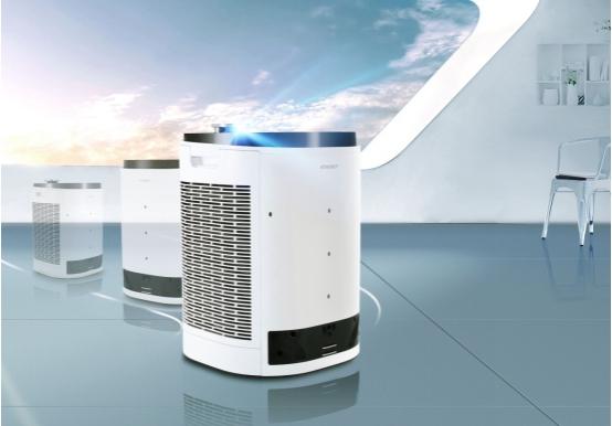 净化范围有限,净化时间慢 是时候进入空气净化2.0时代