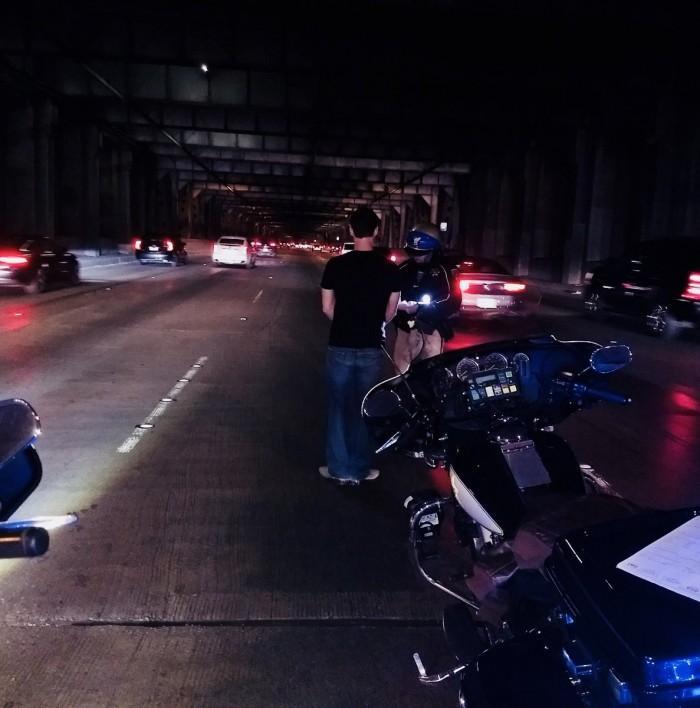 加州司机醉酒驾驶特斯拉被抓:辩称开了自动驾驶