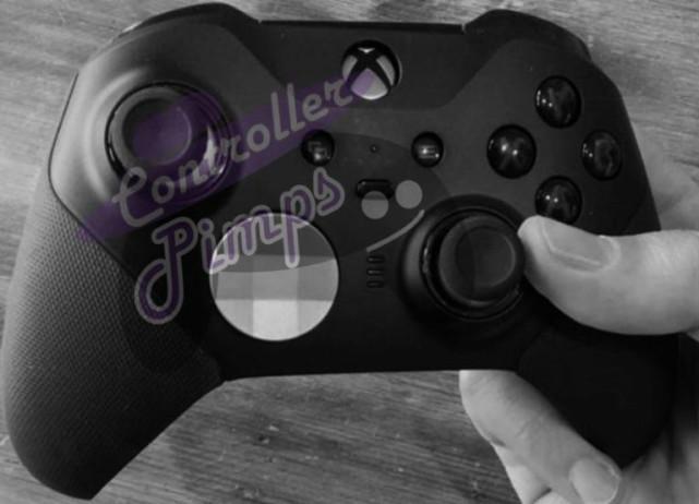 微软新版Xbox精英手柄谍照曝光 灵敏度可调