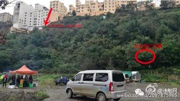 云南初三女生赤身吊亡案告破:47岁石匠小树林施暴