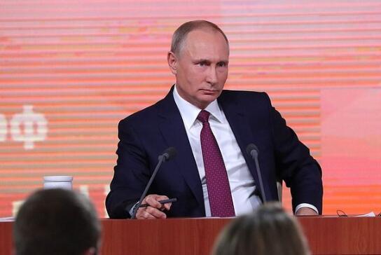 普京也是人!俄总统秘书:在这事上他比谁都紧张