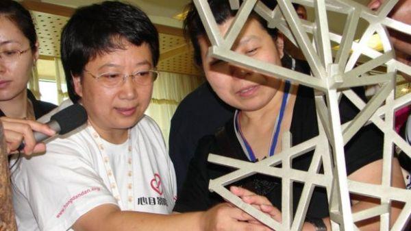 英媒走进北京盲人电影院:讲电影给盲人听呼唤无障碍社会