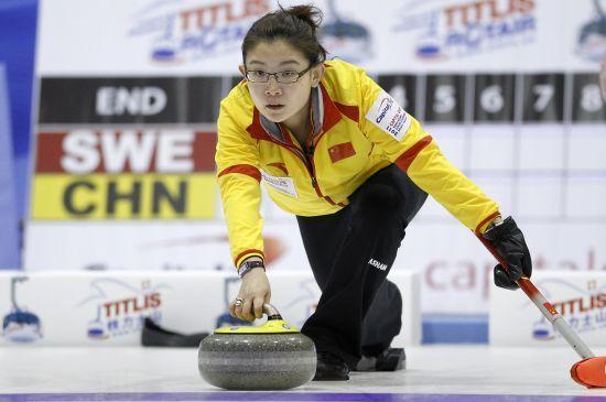 冰壶苏格兰赛中国队惨遭逆转 高开低走无缘决赛