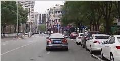 上海首个智慧停车路段亮相北外滩 随进随出无需现金缴费