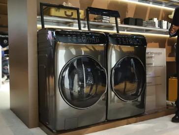 美国拟对三星与LG洗衣机征收保护性关税