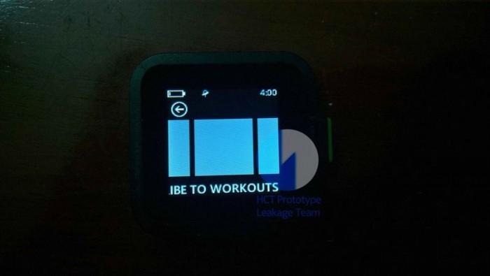 Xbox手表原型机照片曝光:支持心率监测