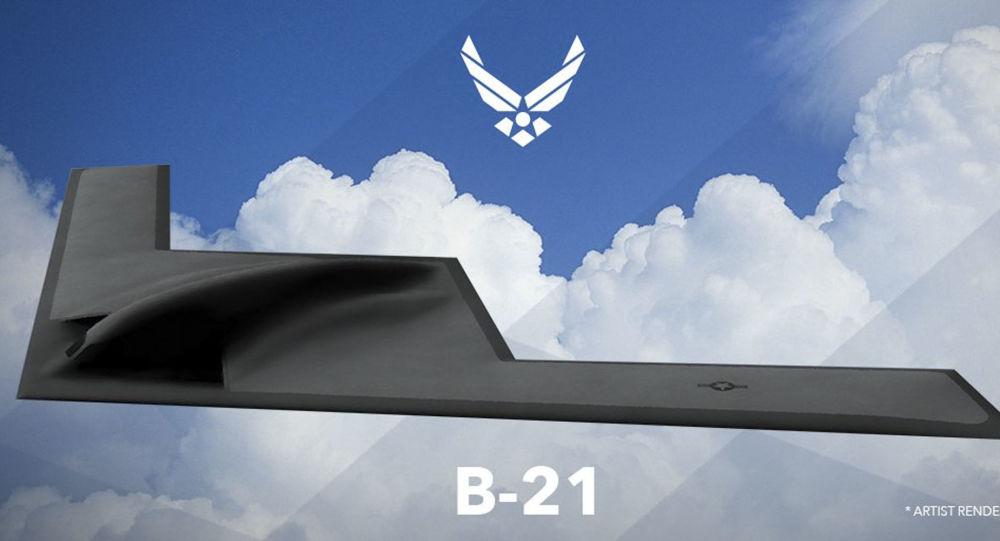 外媒:美军B21轰炸机研发项目或因缺钱被迫延期