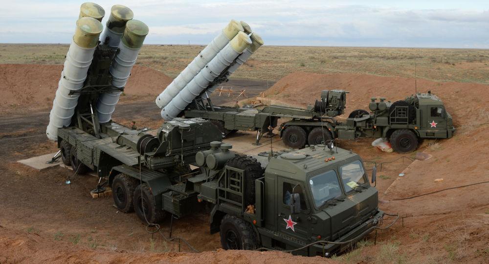 2年后供货!俄媒称印俄S400导弹谈判进入最后阶段
