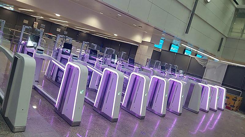 """普林斯顿大学生物识别技术助迪拜机场""""刷脸""""过关"""