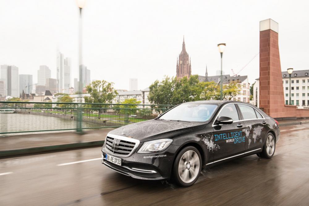 梅赛德斯奔驰在全球范围内部署自动驾驶技术测试