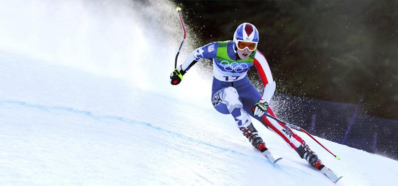 带你看懂平昌冬奥 令人肾上腺素激增的高山滑雪