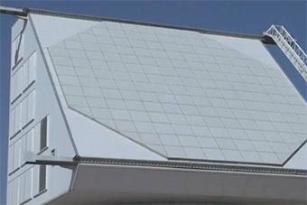 央视曝光西北部署相控阵雷达实现全空域扫描