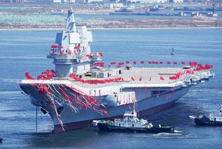 美专家:中国海军将成世界第一 但有一巨大弱点
