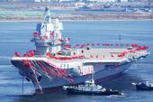 中国海军将成世界第一?