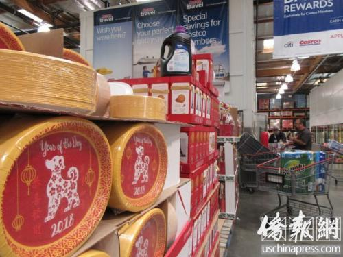 美媒:爱上春节文化 老外研究自己是否属狗