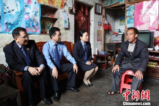 广东检方去年发放司法救助金1600余万元 居全国首位