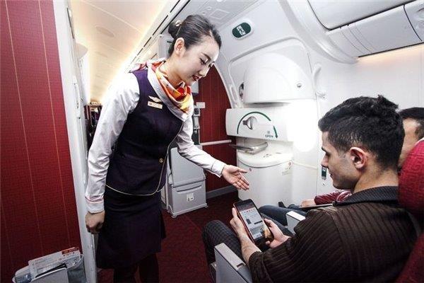 东航实现全部飞机上用手机 但窄体客机没Wi-Fi