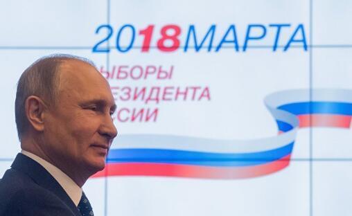 """俄""""诚实""""党候选人宣布退出大选:我改支持普京"""