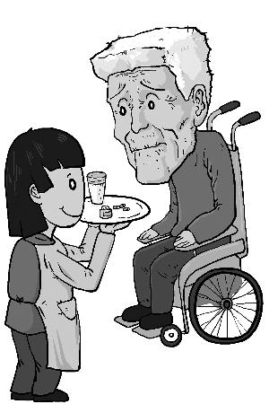 """如何看待市场化高端养老 """"夹心层老人""""怎么办?"""
