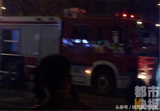 皇家彩票网投信誉平台:陕西西安王家村凌晨发生火灾_已致四人死亡