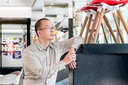 《中欧商业评论》采访玛祖铭立总裁蔡演国先生