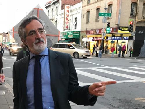 旧金山市议员:华埠应要求市长候选人禁大麻店