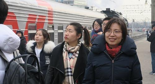 俄媒:2017俄最贵旅游方式出炉 莫斯科-北京专列游居首