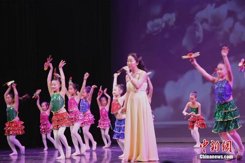 媒体:美国休斯敦春晚凸显中国传统文化特色