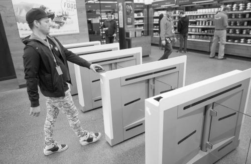 无人超市模式全球落地 将引领零售新趋势?