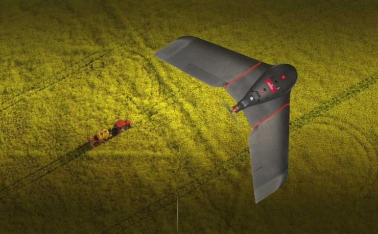 湖北第三次全国农业普查数据公布 66架次无人机整村测量