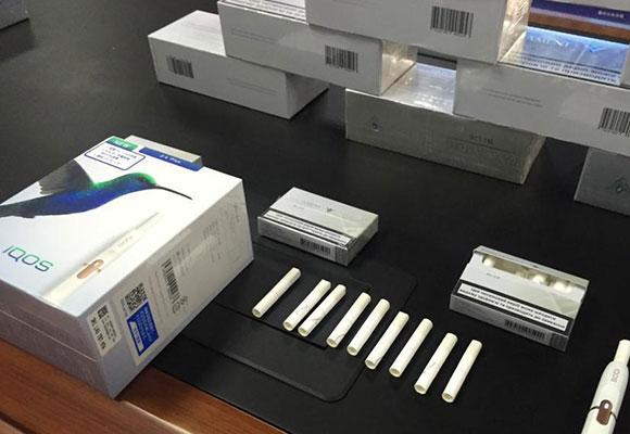 宁波破获特大新型卷烟非法经营案 涉案金额上亿元