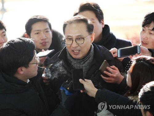 家人接连被调查!李明博侄子今被韩检方传讯 牵涉秘密资金案