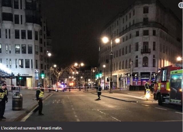 伦敦发生天然气管道破裂事故 约1450人被疏散