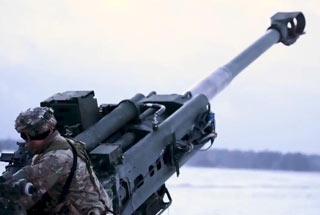 伞兵梦寐以求的利器:美军出动可空投的超级火炮