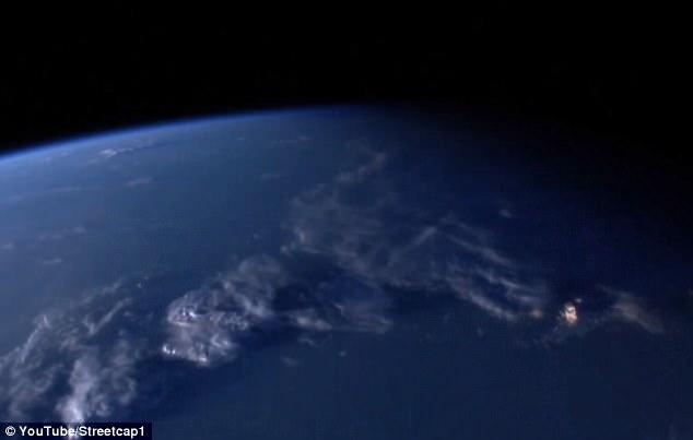 NASA突然切断直播:被指掩饰UFO画面