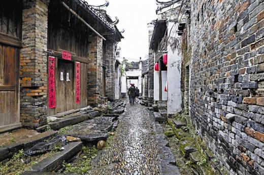 广西第三批传统村落名录