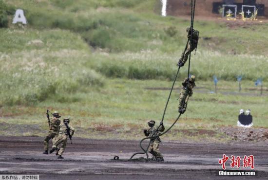 日本新防卫指针草案曝光 将于年底前正式敲定