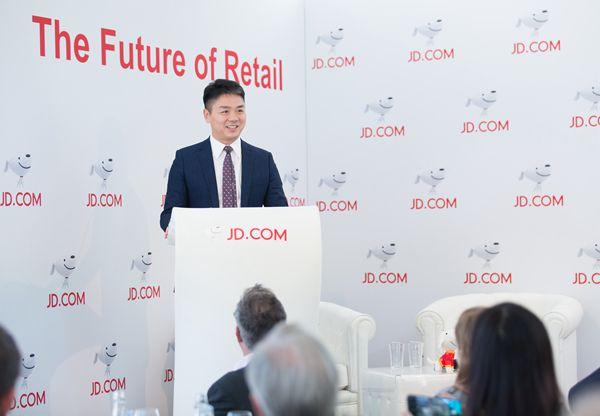 刘强东达沃斯发声:用信任和希望创造更好的明天
