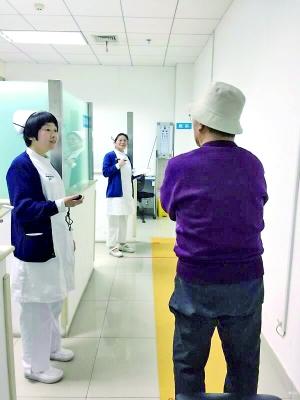 北京积水潭医院有了跌倒门诊 要把跌倒风险管起来