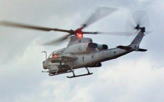 美军机年内第3次迫降 冲绳知事生气并