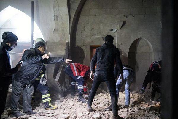 土耳其边境城市遭火箭弹袭击2死多伤