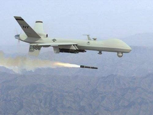 巴基斯坦谴责美国在巴境内发动无人机空袭